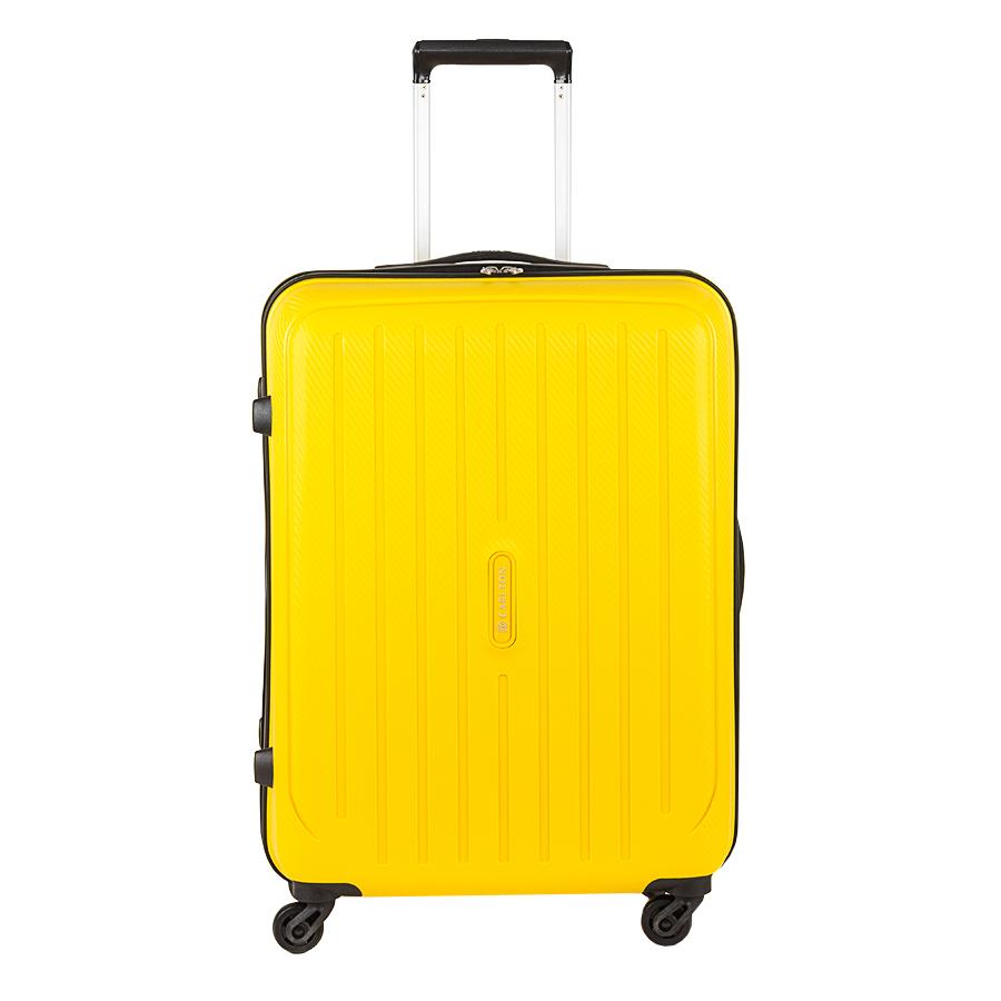 f0aa44781309 Чемодан Carlton Phoenix 239J4 78 пластиковый желтый