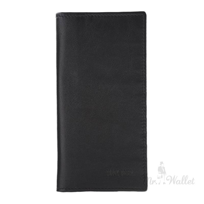 6fa58207ef91 ᐉ Портмоне Black Brier PM4 Black кожаное черное вертикальное купить ...