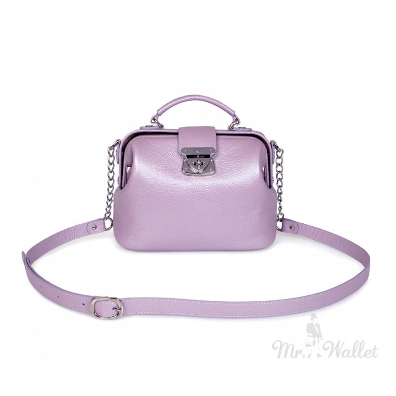f6288c1e584a ᐉ Женская сумка-саквояж на длинном ремешке Katerina Fox KF1720 ...
