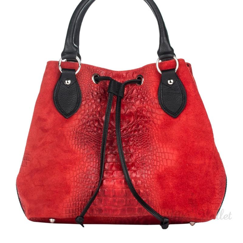 Итальянские женкие сумки из натуральной
