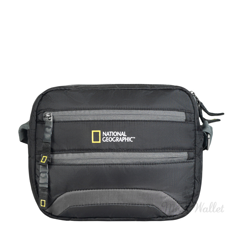 c8fc0ddd7f1c ᐉ Сумка National Geographic N13303;06 тканевая черная купить в ...