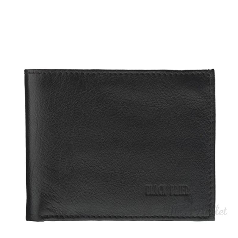 229bfccc4c01 ᐉ Портмоне Black Brier PM1 Black кожаное черное мужское купить в ...