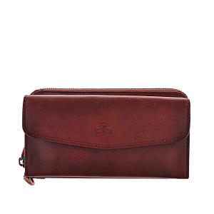 289406ed79d1 Кошелек-клатч Tony Perotti Vintage 1913 mogano кожаный коричневый 3 189 грн  * 1 шт