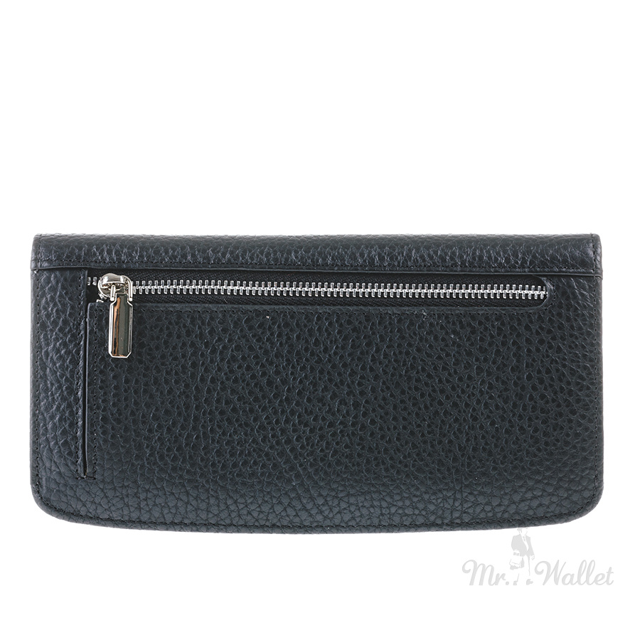 937f92657148 ᐉ Портмоне Vito Torelli RX-008 кожаное черное мужское купить в ...
