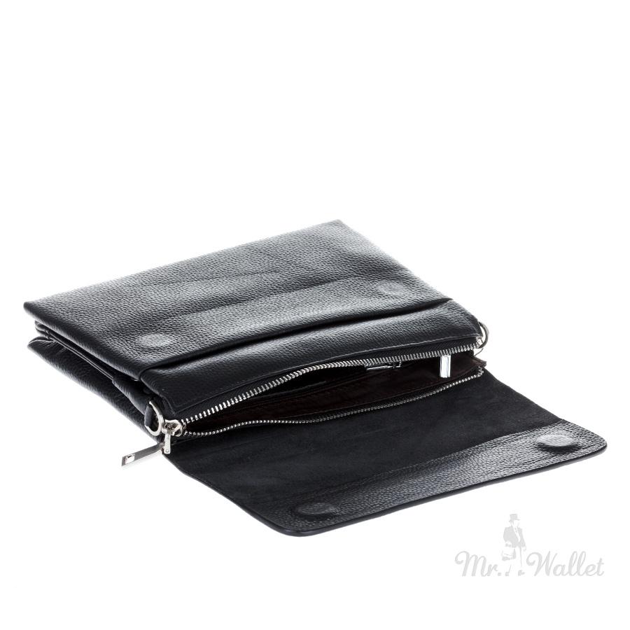 6588a827e88c ᐉ Барсетка-клатч Vito Torelli LITE 6383-1278 мужская черная купить ...