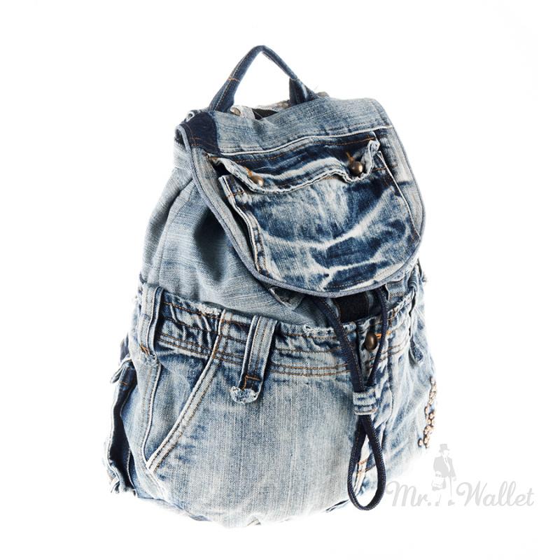 c9dc84910 ᐉ Рюкзак Jeans Fan Club