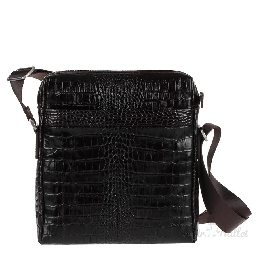 228373fd742f ᐉ Мужская сумка кожаная коричневая