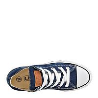 Кеды Las Espadrillas Denim Classic Low Le38-9697 джинсовые синие 947d2703721f4