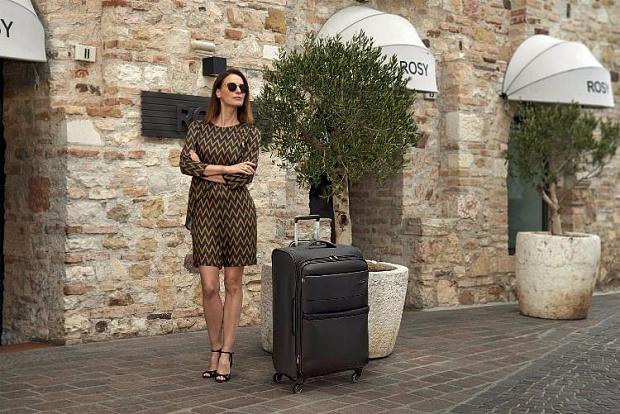 Roncato - лучший выбор чемоданов на колесах из Италии 09a7326c6cf