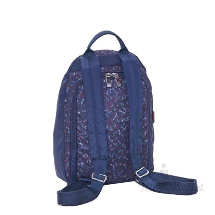 f98ed52468e7 Рюкзак Hedgren Inner City HIC11 813 текстильный синий женский